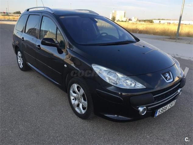 vendido peugeot 307 sw 2 0 hdi 136 pa coches usados en venta. Black Bedroom Furniture Sets. Home Design Ideas