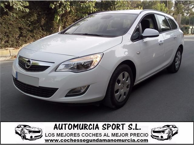 vendido opel astra st 1 7 110cv nave coches usados en venta. Black Bedroom Furniture Sets. Home Design Ideas