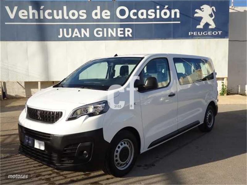 Vendido Peugeot Expert Combi 1 6 Blue