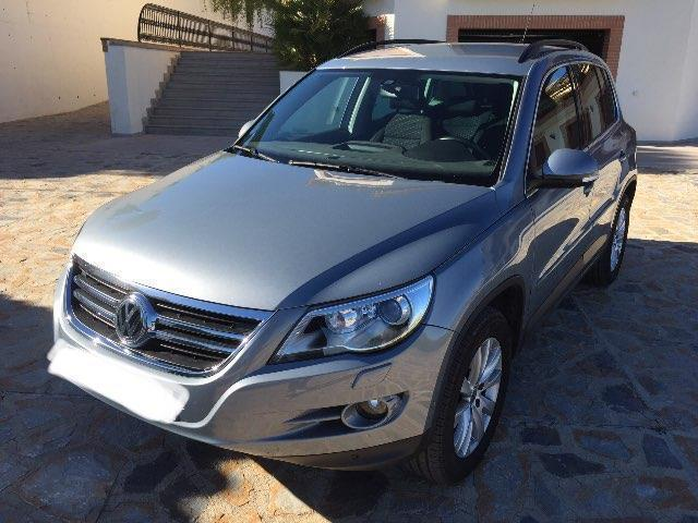 vendido vw tiguan 2 0tdi sport 170 coches usados en venta. Black Bedroom Furniture Sets. Home Design Ideas