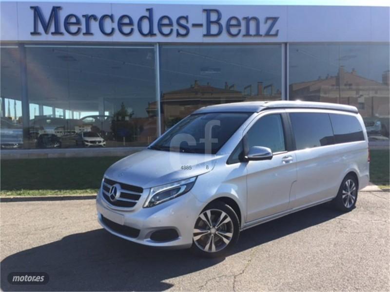 Vendido Mercedes V220 Clased Marco Po. - coches usados en venta