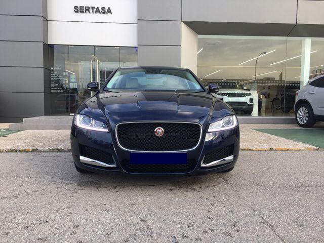 vendido jaguar xf 2.0i4d prestige aut. - coches usados en venta