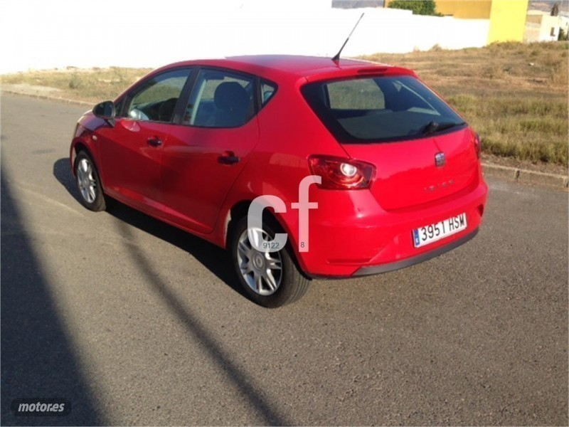 vendido seat ibiza 1 6 tdi 105cv style coches usados en venta. Black Bedroom Furniture Sets. Home Design Ideas