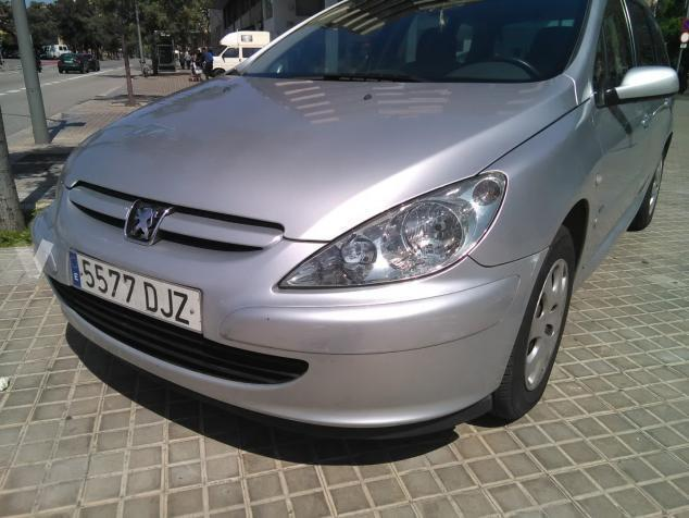 vendido peugeot 307 sw 1 6 hdi 90 por coches usados en venta. Black Bedroom Furniture Sets. Home Design Ideas