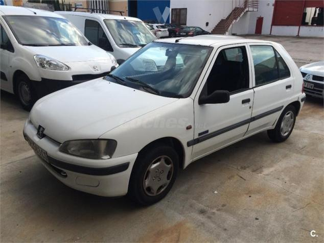 vendido peugeot 106 long beach 5 coches usados en venta. Black Bedroom Furniture Sets. Home Design Ideas