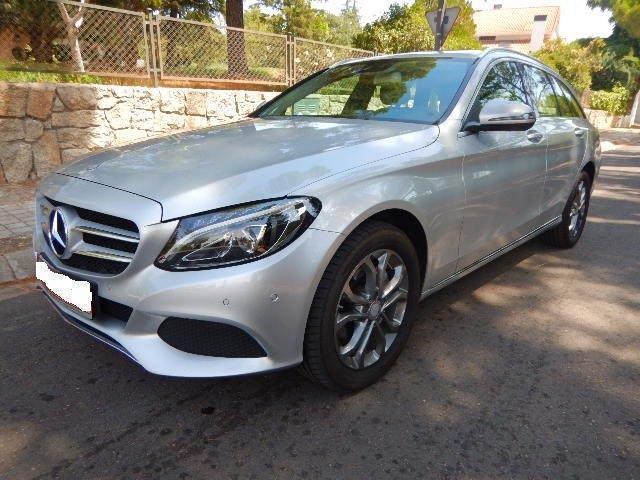 Vendido mercedes c220 estate d 7g plus coches usados en - Mercedes benz azuqueca de henares ...