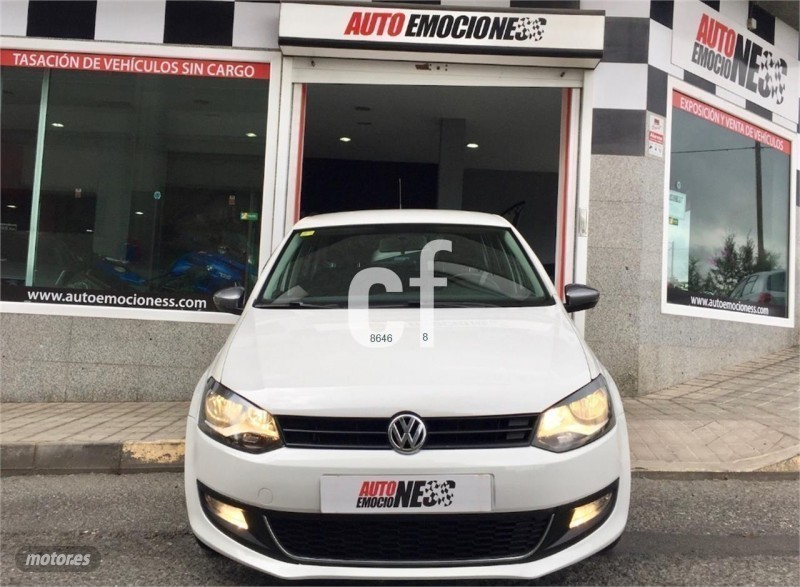 vendido vw polo 1 6tdi sport 90 coches usados en venta autouncle. Black Bedroom Furniture Sets. Home Design Ideas
