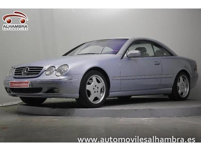896555d05 Vendido Mercedes CL500 CL Clase - coches usados en venta