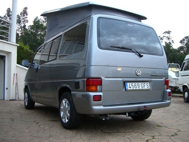 vendido vw multivan t4 2 5 tdi 102cv coches usados en. Black Bedroom Furniture Sets. Home Design Ideas