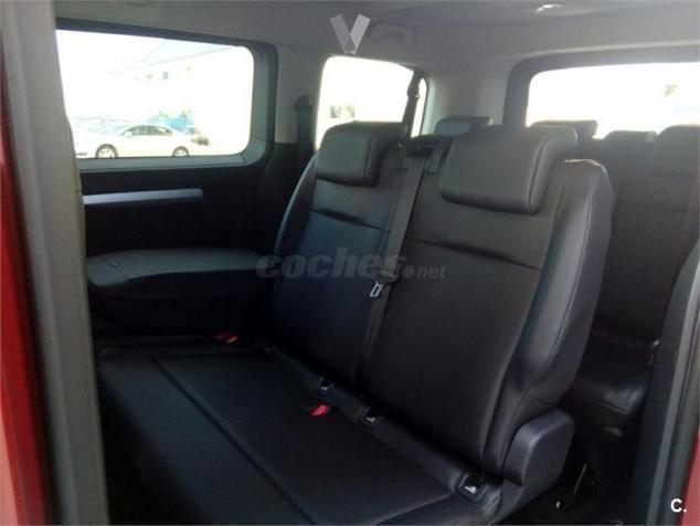 vendido peugeot traveller allure blue coches usados en venta. Black Bedroom Furniture Sets. Home Design Ideas