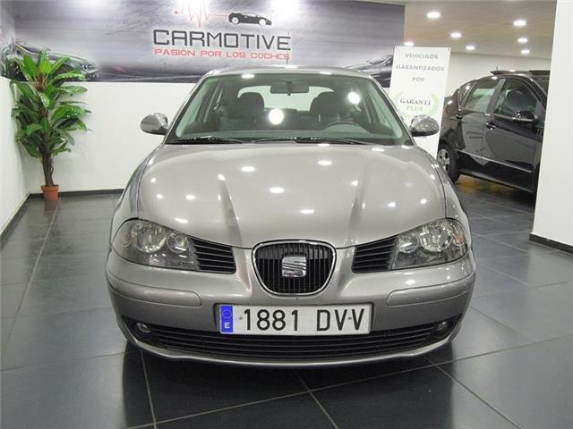 usado 2004 seat ibiza 1 9 diesel madrid autouncle. Black Bedroom Furniture Sets. Home Design Ideas