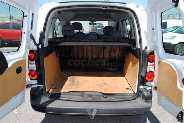 vendido peugeot partner tepee access coches usados en. Black Bedroom Furniture Sets. Home Design Ideas