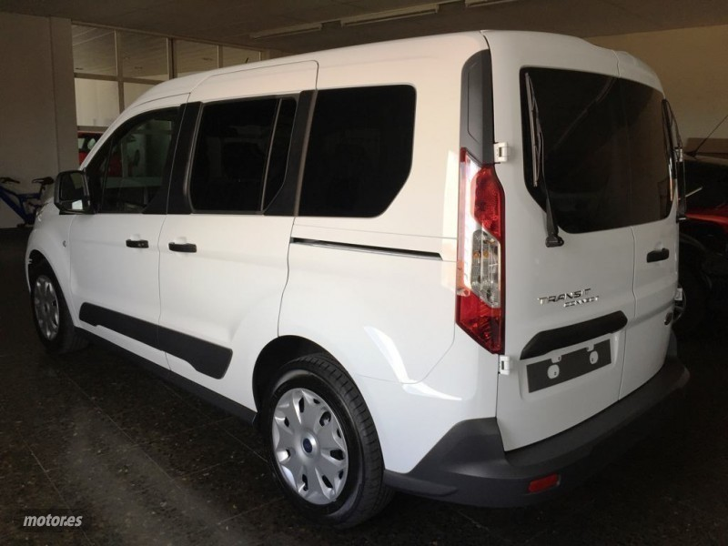ford transit connect kombi b coches usados en venta autouncle. Black Bedroom Furniture Sets. Home Design Ideas