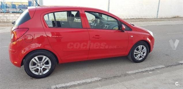 vendido opel corsa cosmo 1 3 cdti 90 coches usados en venta. Black Bedroom Furniture Sets. Home Design Ideas