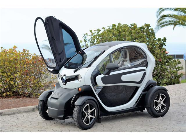 vendido renault twizy technic coches usados en venta. Black Bedroom Furniture Sets. Home Design Ideas