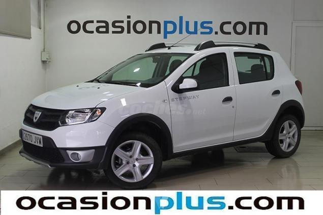 vendido dacia sandero stepway tce 66k coches usados en venta. Black Bedroom Furniture Sets. Home Design Ideas