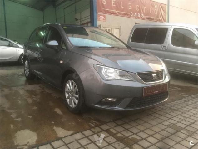 vendido seat ibiza st 1 2 tsi 105cv s coches usados en venta. Black Bedroom Furniture Sets. Home Design Ideas