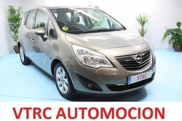 vendido opel meriva 1 7 cdti 110 cv c coches usados en venta. Black Bedroom Furniture Sets. Home Design Ideas