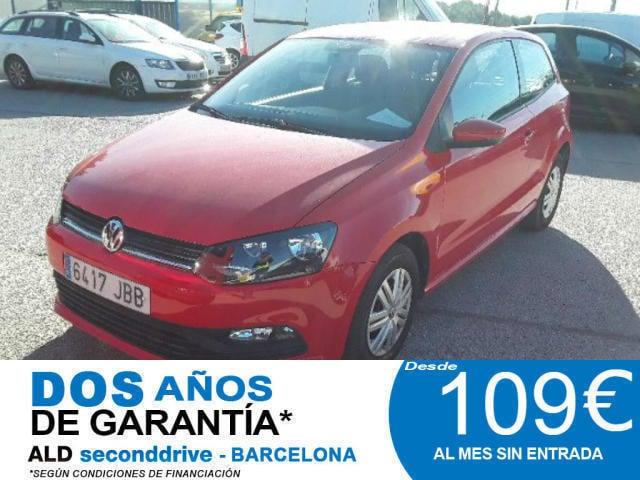 b8faebd8216fc Vendido. usado VW Polo Edition 1.0 60cv BMT   109€ MES SIN ENTRADA