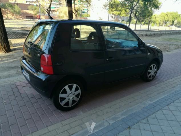 vendido vw lupo 1 4 tdi trendline 75c coches usados en venta. Black Bedroom Furniture Sets. Home Design Ideas