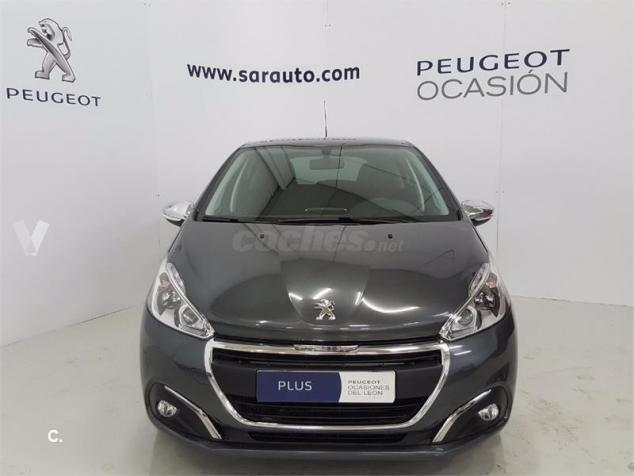 peugeot 208 5p allure 1 2l pu coches usados en venta. Black Bedroom Furniture Sets. Home Design Ideas