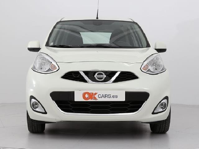 vendido nissan micra 1 2g acenta 59kw coches usados en venta. Black Bedroom Furniture Sets. Home Design Ideas