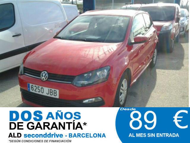 d836120800533 Vendido. usado VW Polo Edition 1.0 60cv BMT   89€ MES SIN ENTRADA
