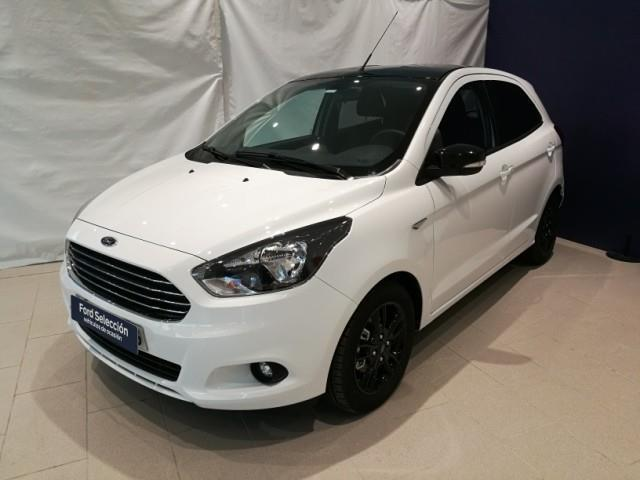 Usado Ford Ka Plus Ka Ka White Black Edition Cv P