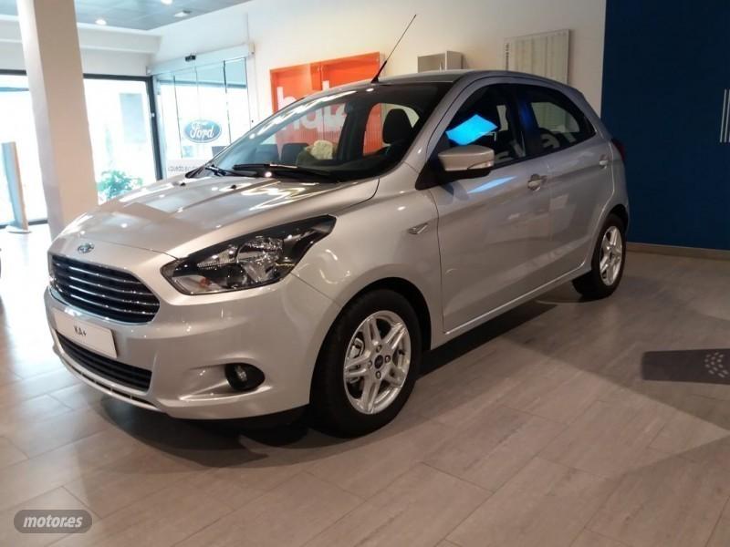Usado Ford Ka Ultimate   Ti Vct Kw Cv Euro