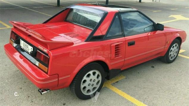 mr2 roadster auto to manual