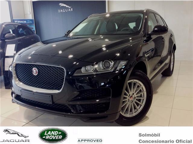 vendido jaguar f-pace 2.0i4d pure aut. - coches usados en venta