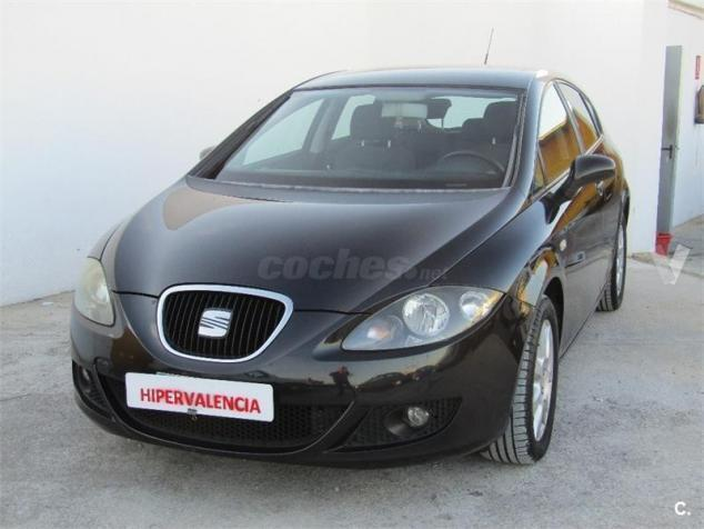 vendido seat leon 1 9 tdi 105cv eco r coches usados en venta. Black Bedroom Furniture Sets. Home Design Ideas