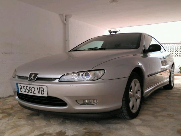 vendido peugeot 406 coupe v6 99 coches usados en venta autouncle. Black Bedroom Furniture Sets. Home Design Ideas