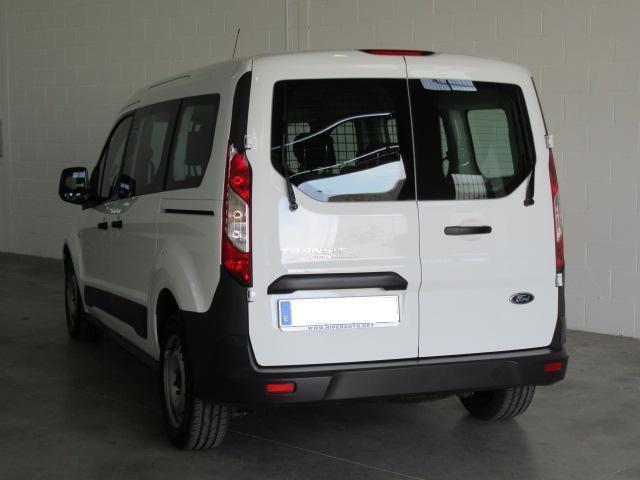 vendido ford transit connect ft 230 k coches usados en. Black Bedroom Furniture Sets. Home Design Ideas