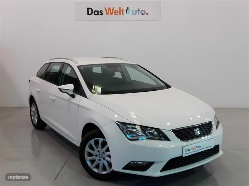 vendido seat leon st st st 1 2 tsi 11 coches usados en venta. Black Bedroom Furniture Sets. Home Design Ideas