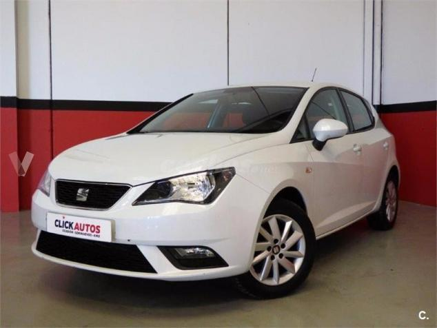 vendido seat ibiza 1 6 tdi 105cv styl coches usados en venta. Black Bedroom Furniture Sets. Home Design Ideas