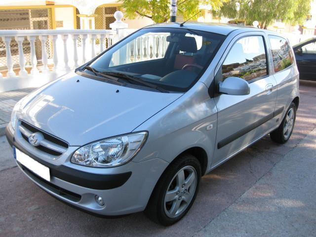 vendido hyundai getz 1 5 crdi 110cv c coches usados en venta. Black Bedroom Furniture Sets. Home Design Ideas