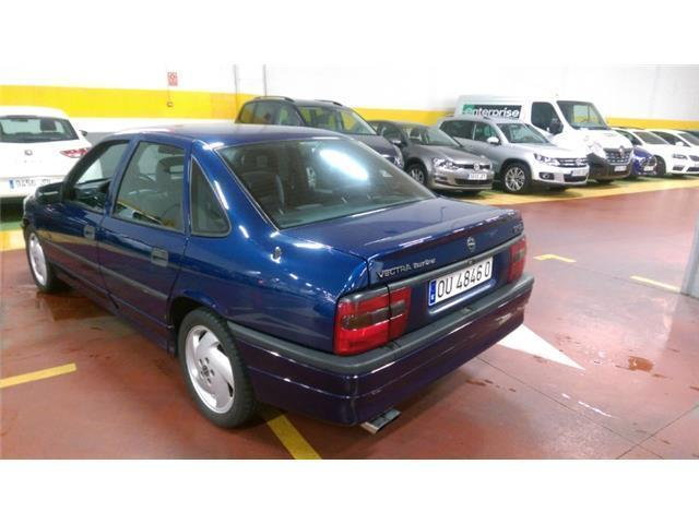 vendido opel vectra 2 0i turbo 4x4