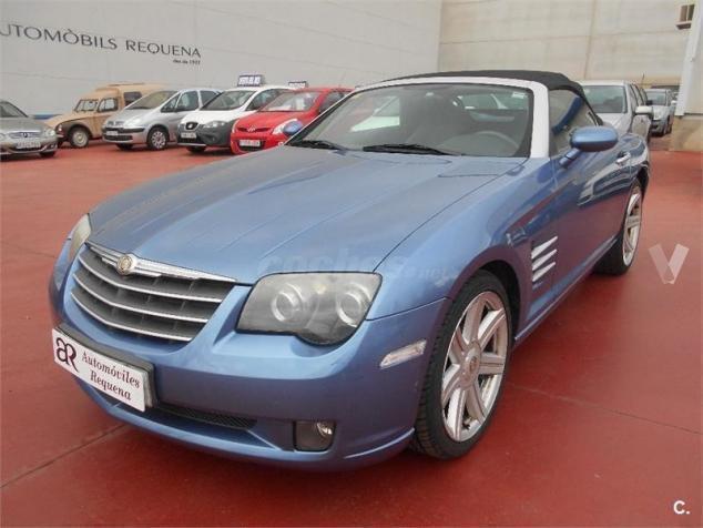 Chrysler Crossfire 3 2 Limited Cabrio Auto 2p 07