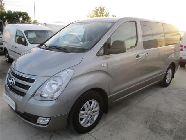 vendido hyundai h-1 travel 2.5crdi au. - coches usados en venta