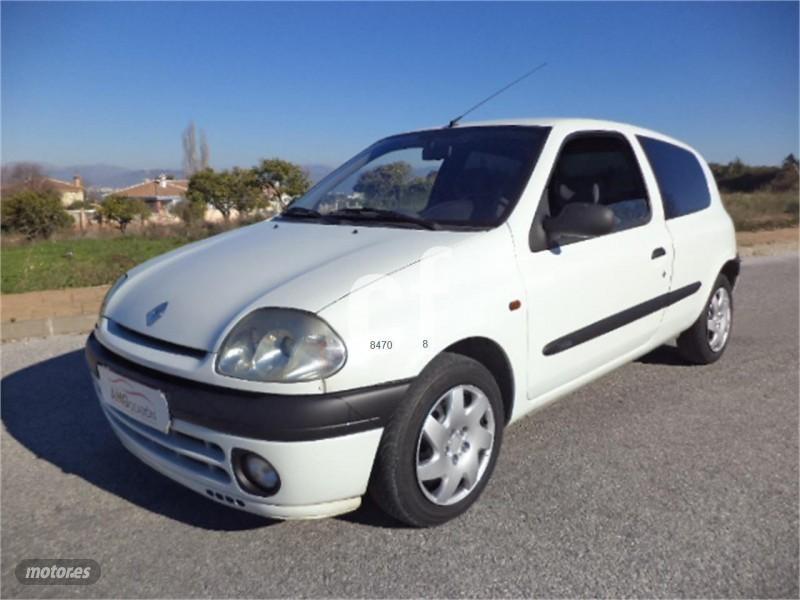 Oryginał Vendido Renault Clio ALIZE 1.4 - coches usados en venta JZ05