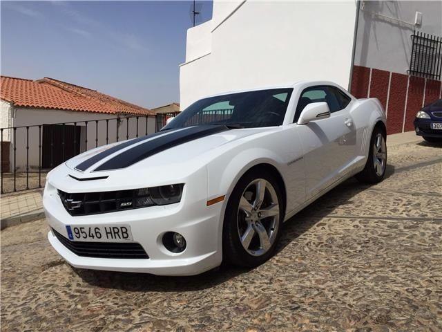 Vendido Chevrolet Camaro Coches Usados En Venta