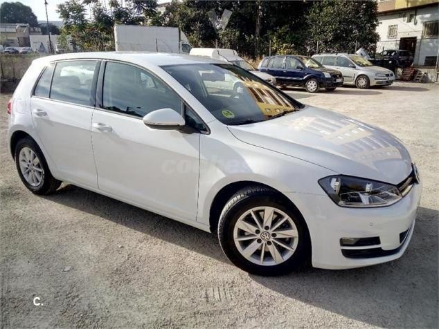 vendido vw golf edition 1 6 tdi 105cv coches usados en. Black Bedroom Furniture Sets. Home Design Ideas