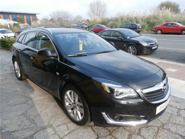 vendido opel insignia st 1 6 cdti s s coches usados en venta. Black Bedroom Furniture Sets. Home Design Ideas