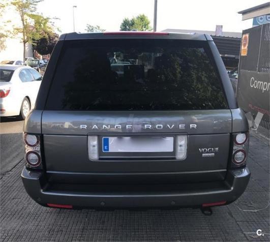 Vendido Land Rover Range Rover 4.4 Td.