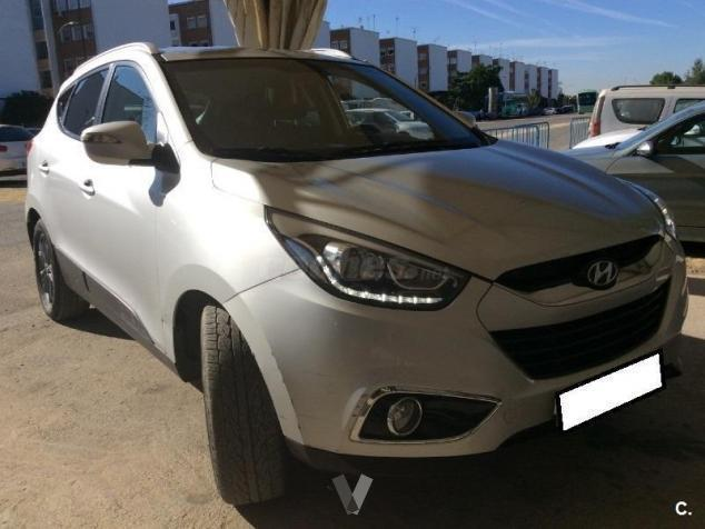 vendido hyundai ix35 2 0 crdi 136cv t coches usados en venta. Black Bedroom Furniture Sets. Home Design Ideas