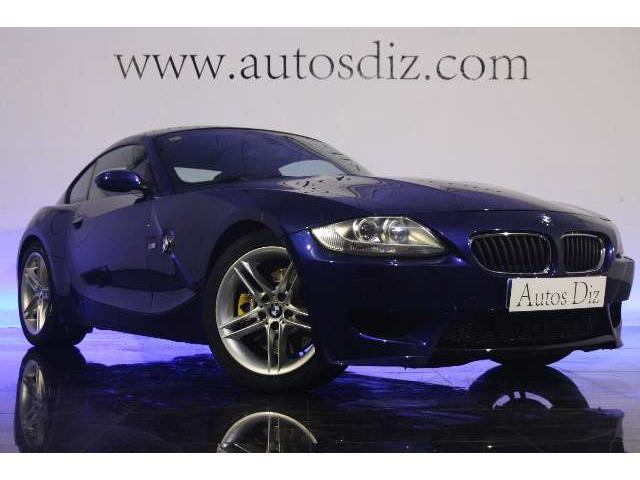 Vendido Bmw Z4 M Coupe Coches Usados En Venta Autouncle