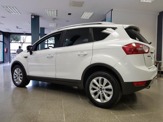vendido ford kuga 2 0tdci trend 4wd coches usados en venta. Black Bedroom Furniture Sets. Home Design Ideas