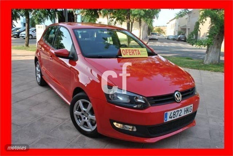 vendido vw polo 1 6tdi advance 90 coches usados en venta autouncle. Black Bedroom Furniture Sets. Home Design Ideas