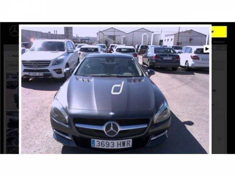 vendido mercedes sl500 amg*coche naci. - coches usados en venta
